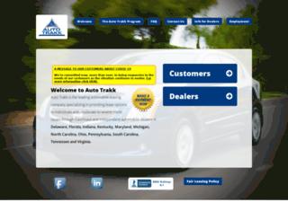 autotrakk.com screenshot