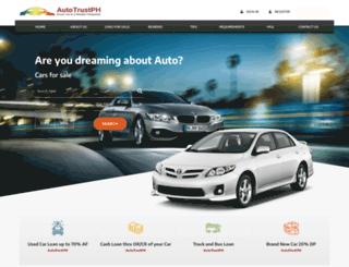 autotrustph.com screenshot