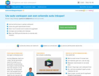 autovandaagverkopen.nl screenshot