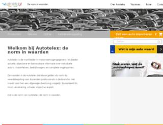 autowaarden.nl screenshot