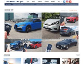 autowizja.pl screenshot