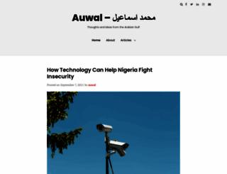 auwal.com screenshot