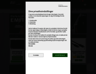 av-connection.dk screenshot