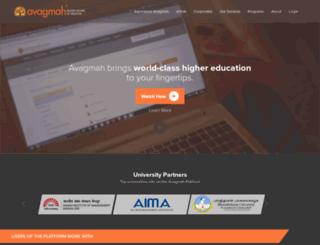 avagmah.com screenshot