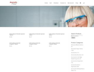 avanabydental.com screenshot