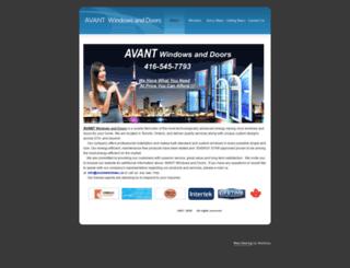avantwindows.com screenshot
