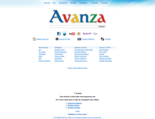 avanzapormas.net screenshot