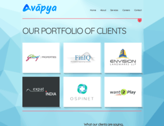 avapya.com screenshot