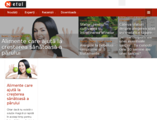 avatare-statusuri.netul.ro screenshot