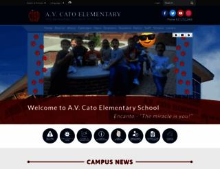 avc.castleberryisd.net screenshot