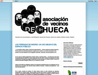 avchueca.com screenshot