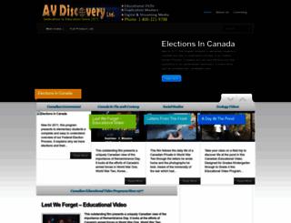 avdiscovery.com screenshot