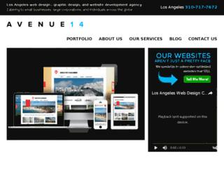 avenue14.com screenshot