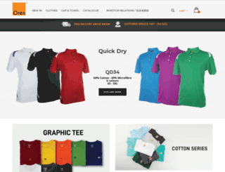 avenueapparels.com screenshot