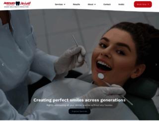 avenuesdental.com screenshot