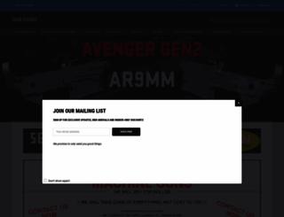 avguns.com screenshot