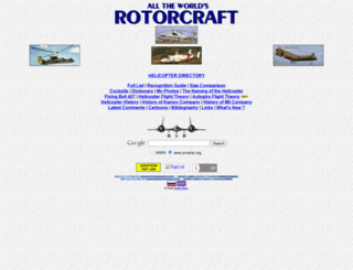 aviastar.org screenshot