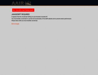 aviationarchaeology.com screenshot