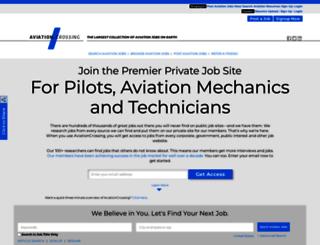 aviationcrossing.com screenshot