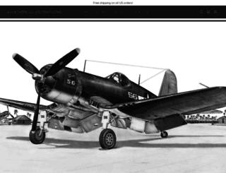 aviationillustrations.com screenshot
