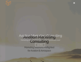 aviationmarketingconsulting.com screenshot