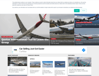 aviationtribune.com screenshot