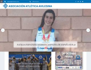 avilesina.com screenshot
