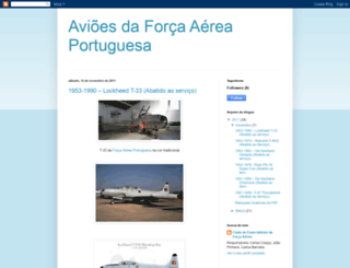 avioesfap.blogspot.com screenshot