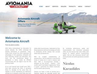 aviomania.com screenshot