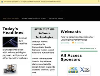 avionics-event.com screenshot