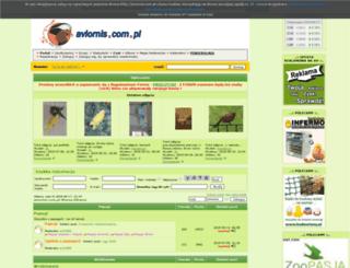 aviornis.com.pl screenshot