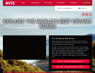 avisbestroad.com screenshot