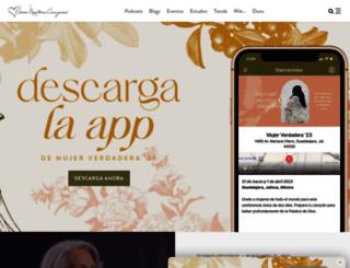 avivanuestroscorazones.com screenshot