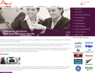 avnimedia.com screenshot