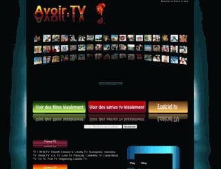 avoir.tv screenshot