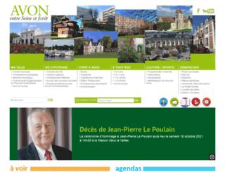 avon77.com screenshot