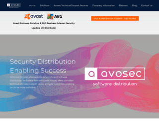 avosec.com screenshot