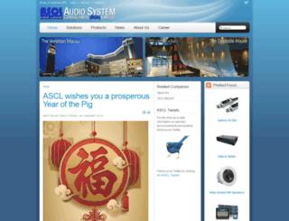 avscl.com screenshot