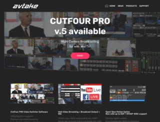 avtake.com screenshot