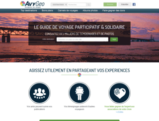 avygeo.fr screenshot