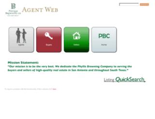 aw.phyllisbrowning.com screenshot