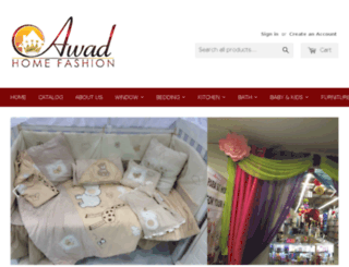 awadhomefashion.com screenshot