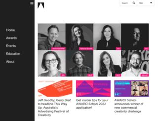 awardonline.com screenshot
