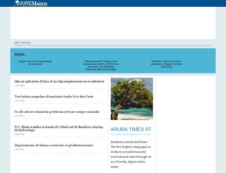 awemainta.com screenshot