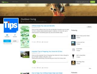 awesomeliving.podbean.com screenshot