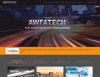 awfatech.com screenshot