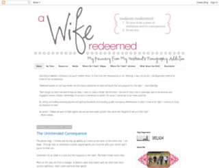 awiferedeemed.blogspot.com screenshot