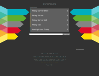 awmproxy.org screenshot
