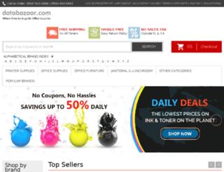 aws.databazaar.com screenshot