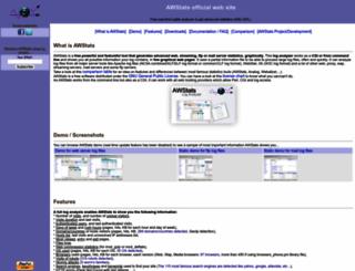 awstats.org screenshot